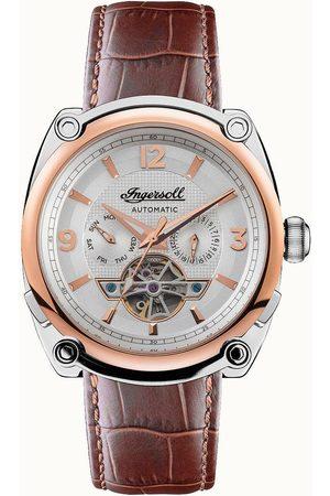 INGERSOLL 1892 Reloj analógico I01103B, Automatic, 45mm, 5ATM para hombre