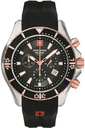 Swiss Alpine Military Reloj analógico Swiss Military 7040.9857, Quartz, 44mm, 10ATM para hombre