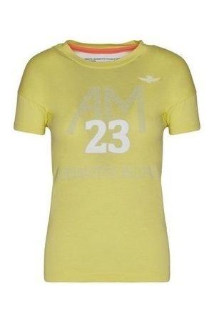 Aeronautica Militare Camiseta TS1871DJ51057 para mujer