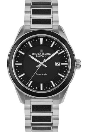 Jacques Lemans Reloj analógico 1-2116D, Quartz, 40mm, 10ATM para hombre