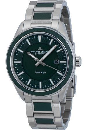 Jacques Lemans Reloj analógico 1-2116E, Quartz, 40mm, 10ATM para hombre