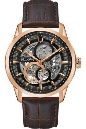 BULOVA Reloj analógico 97A169, Automatic, 43mm, 3ATM para hombre