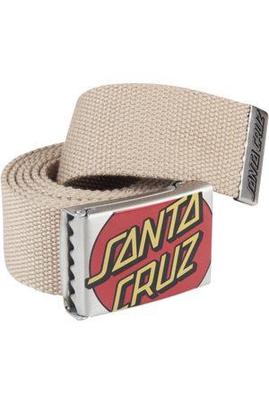 Santa Cruz Cinturón Crop dot belt para hombre