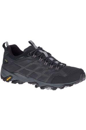Merrell Zapatillas de running MOAB FST 2 GORETEX NEGRO GRIS MUJER J599532001 para mujer