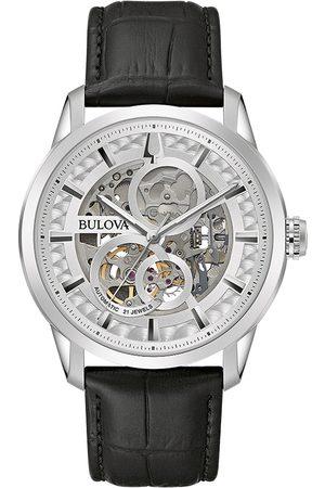BULOVA Reloj analógico 96A266, Automatic, 43mm, 3ATM para hombre