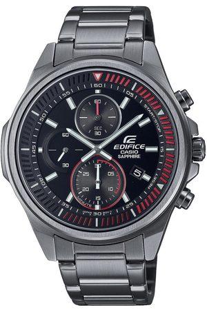 Casio Reloj analógico EFR-S572DC-1AVUEF, Quartz, 45mm, 10ATM para hombre
