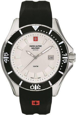 Swiss Alpine Military Reloj analógico Swiss Military 7040.1832, Quartz, 44mm, 10ATM para hombre