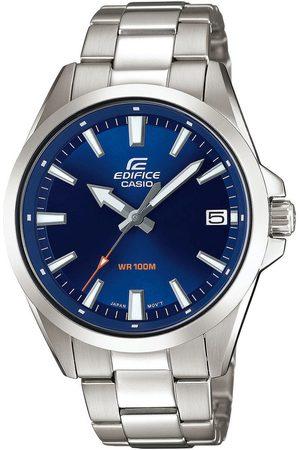 Casio Reloj analógico EFV-100D-2AVUEF, Quartz, 42mm, 10ATM para hombre