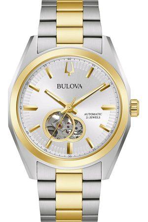 BULOVA Reloj analógico 98A284, Automatic, 42mm, 3ATM para hombre