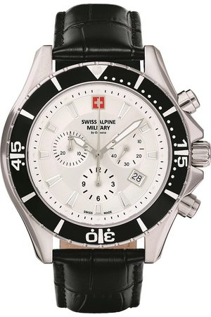 Swiss Alpine Military Reloj analógico Swiss Military 7040.9532, Quartz, 44mm, 10ATM para hombre