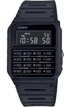 Casio Reloj digital CA-53WF-1BEF, Quartz, 34mm, 3ATM para hombre