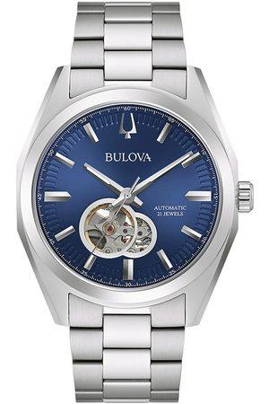 BULOVA Reloj analógico 96A275, Automatic, 42mm, 3ATM para hombre