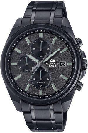 Casio Reloj analógico EFV-610DC-1AVUEF, Quartz, 43mm, 10ATM para hombre