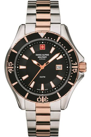 Swiss Alpine Military Reloj analógico Swiss Military 7040.1157, Quartz, 44mm, 10ATM para hombre