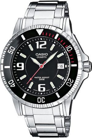 Casio Reloj analógico MTD-1053D-1AVES, Quartz, 43mm, 20ATM para hombre