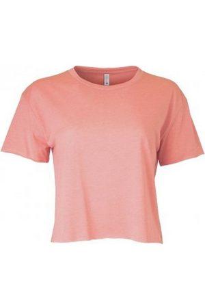 Next Level Camiseta NX5080 para mujer