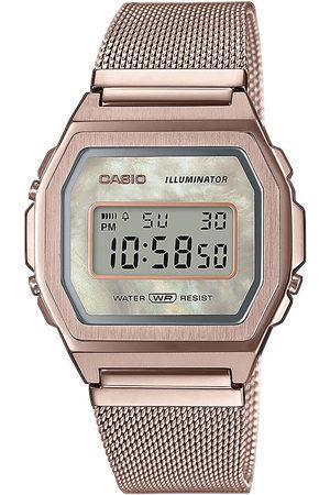 Casio Reloj digital A1000MCG-9EF, Quartz, 38mm, 3ATM para mujer