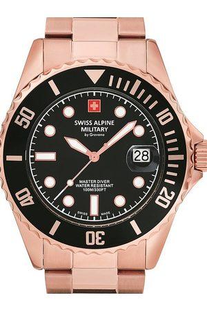 Swiss Alpine Military Reloj analógico Swiss Military 7053.1167, Quartz, 42mm, 10ATM para hombre