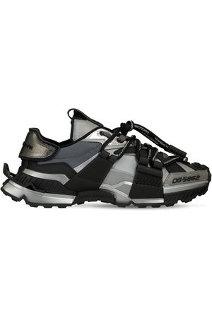 Dolce & Gabbana | Hombre Sneakers Running Space /plata 39