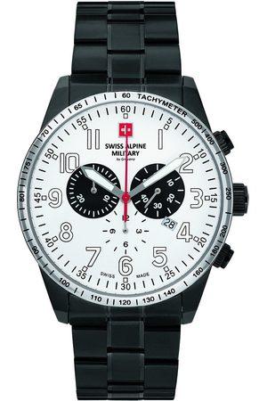 Swiss Alpine Military Reloj analógico Swiss Military 7082.9173, Quartz, 45mm, 10ATM para hombre