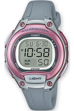 Casio Reloj digital LW-203-8AVEF, Quartz, 35mm, 5ATM para mujer