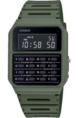 Casio Reloj digital CA-53WF-3BEF, Quartz, 34mm, 3ATM para hombre