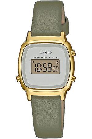 Casio Reloj digital LA670WEFL-3EF, Quartz, 25mm, 3ATM para mujer