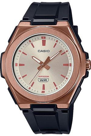 Casio Reloj analógico LWA-300HRG-5EVEF, Quartz, 41mm, 10ATM para mujer