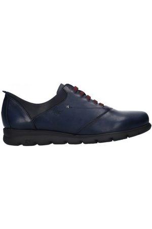Dorking Zapatillas F0354 Mujer marino para mujer
