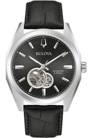 BULOVA Reloj analógico 96A273, Automatic, 42mm, 3ATM para hombre