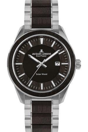Jacques Lemans Reloj analógico 1-2116G, Quartz, 40mm, 10ATM para hombre