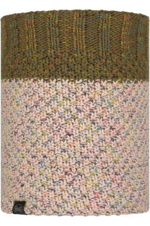 Buff Bufanda Janna Knitted Fleece Neckwamer para mujer