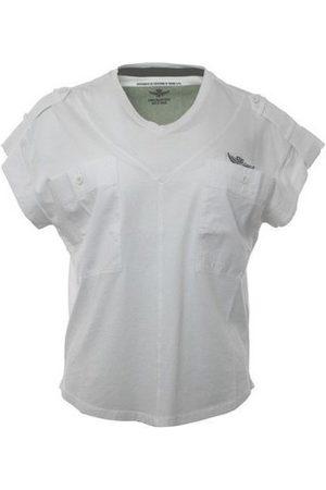 Aeronautica Militare Camiseta TS1883 para mujer
