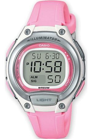 Casio Reloj digital LW-203-4AVEF, Quartz, 35mm, 5ATM para mujer