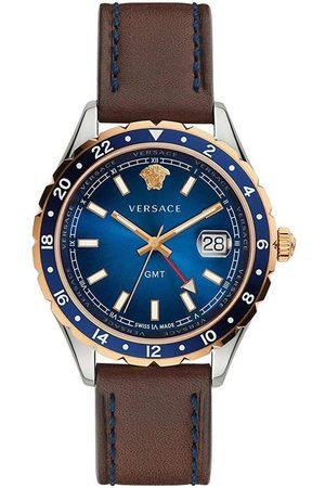 VERSACE Reloj analógico V11080017, Quartz, 42mm, 5ATM para hombre