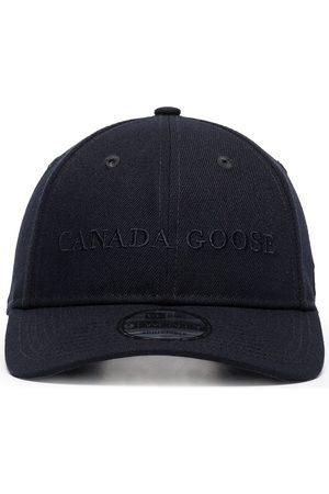 Canada Goose Gorra con logo bordado