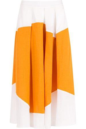 Alcaçuz Mujer Plisadas - Falda Admiravel con pliegues