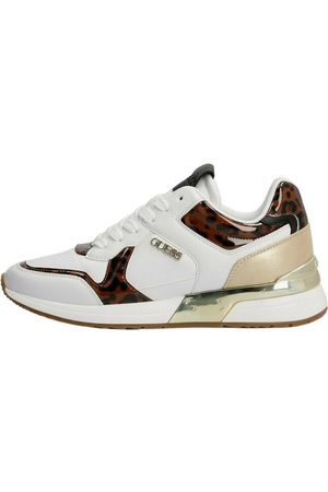 Guess Runner Maybel Animalier Sneakers , Mujer, Talla: 40