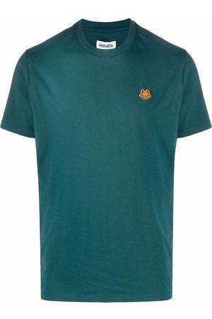 Kenzo T-shirt Mini Logo , Mujer, Talla: XL