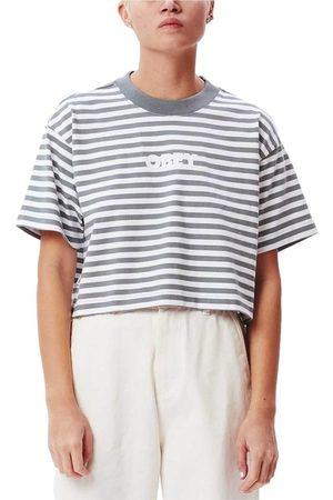 Obey Camiseta , Mujer, Talla: M