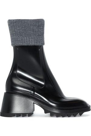 Chloé Betty tacón botas de tobillo , Mujer, Talla: 41