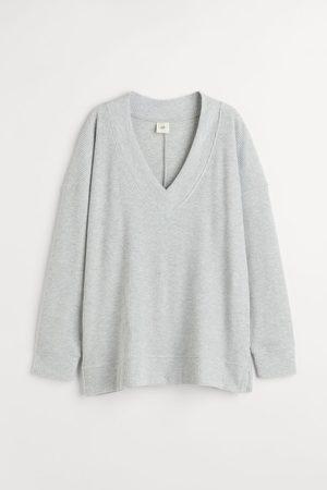 H&M Mujer Jerséis y suéteres - Jersey de canalé