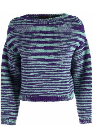 Missoni Sweater Morado, Mujer, Talla: 40 IT