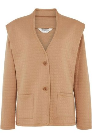 People Tree Anika Quilted Jacket , Mujer, Talla: UK 12