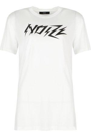 Diesel T-shirt , Mujer, Talla: S