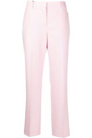 Burberry Pantalones de vestir rectos