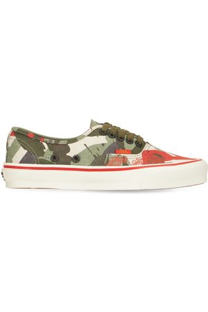 Vans   Mujer Sneakers Nigel Cabourn Og Authentic Lx 4