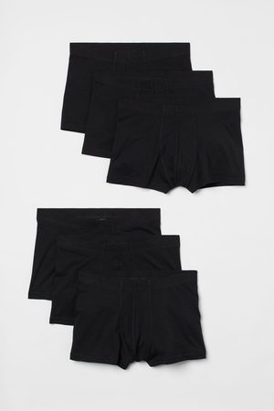 H&M Pack de 6 calzoncillos trunk de algodón