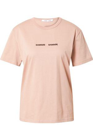 Samsøe Samsøe Mujer Tops - Camiseta 'VIGDIS