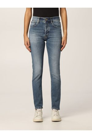 Cycle Mujer Cintura alta - Jeans Mujer color Stone Washed